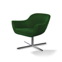 Green | Poltrone lounge | B&T Design