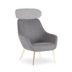 Lamy | Sillones lounge | B&T Design