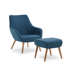 Lamy | Sillones lounge | B&T Design