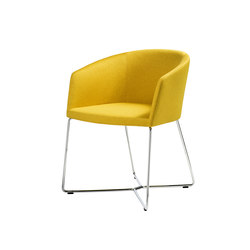 Barclay | Visitors chairs / Side chairs | B&T Design