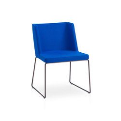 Easy | Visitors chairs / Side chairs | B&T Design
