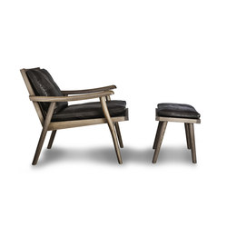 Fast 1000 Sessel & Hocker | Loungesessel | Vibieffe