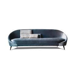 Nido 650 Sofa | Loungesofas | Vibieffe