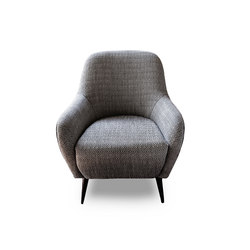 Nido 650 Armchair | Lounge chairs | Vibieffe