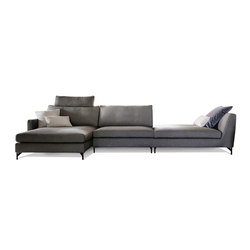 Nordic 525 Sofa | Modular seating systems | Vibieffe