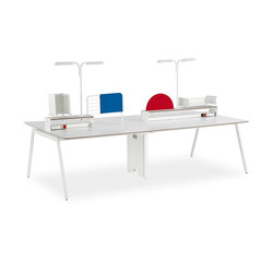 A-Masa | Systèmes de tables de bureau | B&T Design