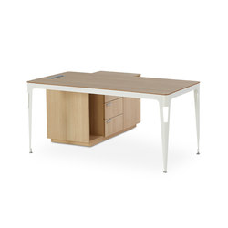 Escape | Systèmes de tables de bureau | B&T Design