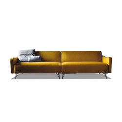 Pop 710 Sofa | Lounge sofas | Vibieffe