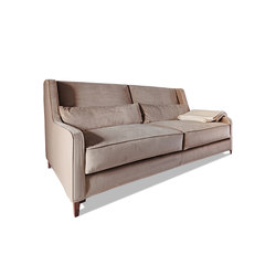 Queen 2300 Bedsofa | Sofa beds | Vibieffe
