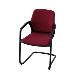 Metrik | Visitors chairs / Side chairs | Wilkhahn