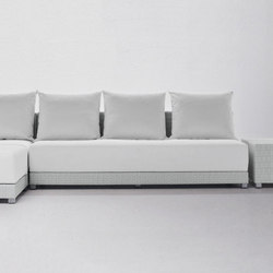 InOut 207 | Modular seating elements | Gervasoni