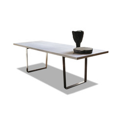 Ribbon 9400 Dining table | Mesas comedor | Vibieffe