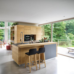 linee Kitchen | Cocinas integrales | TEAM 7