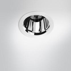 DiMilano 100 | round reflector | Lámparas empotrables de techo | Arcluce