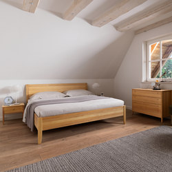 Sesam Bed | Double beds | TEAM 7