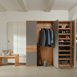 cubus Entry Hall | Freestanding wardrobes | TEAM 7