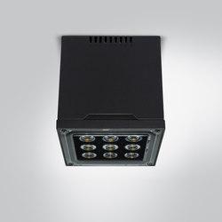 Nadir Moto3 | Ceiling-mounted spotlights | Arcluce
