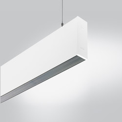 Rigo 30 | suspended flush prismatic | General lighting | Arcluce