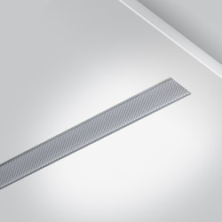 Rigo 30 | trim flush prismatic | Recessed ceiling lights | Arcluce
