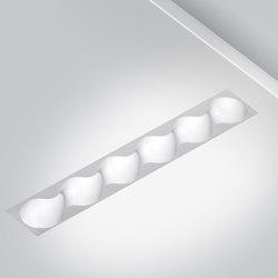 Rigo 50 | GCO trim singlemodule white | Éclairage général | Arcluce