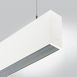 Rigo 50 | suspended flush prismatic | General lighting | Arcluce