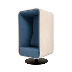 The Box Lounger | Armchairs | Loook Industries