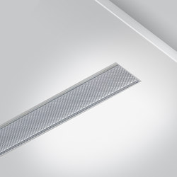 Rigo 50 | trim flush prismatic | Recessed ceiling lights | Arcluce