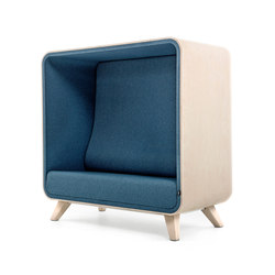 The Box Sofa | Lounge-work seating | Loook Industries