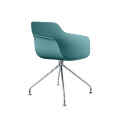 crona light Chair 6311/A | Sedie visitatori | Brunner