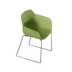crona light Chair 6315/A | Visitors chairs / Side chairs | Brunner