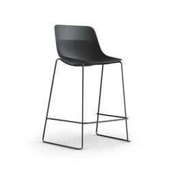 crona light Bar Stool 6308 | Bar stools | Brunner