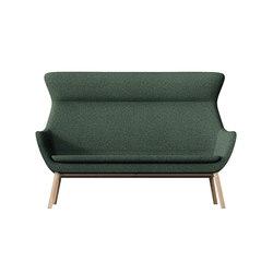 crona lounge Sofa 6388/AH | Sofás | Brunner