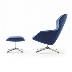 ray lounge 9241 / 9247 | Armchairs | Brunner