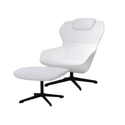 ray lounge 9241 / 9247 | Fauteuils | Brunner