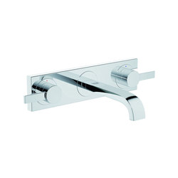 "Allure Three-hole basin mixer 1/2"" S-Size 