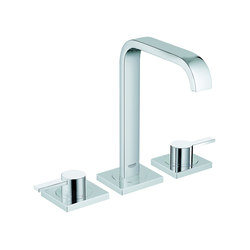 "Allure Three-hole basin mixer 1/2"" M-Size 