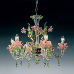 ART. 701 L6 | Ceiling suspended chandeliers | Leucos