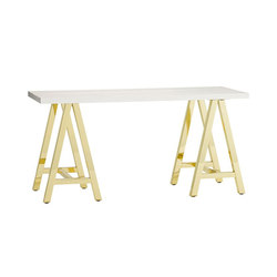PB Teen | Customize-It Simple A-Frame Desk | Desks | Distributed by Williams-Sonoma, Inc. TO THE TRADE