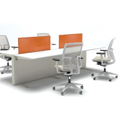 London Bench | Desking systems | Nurus