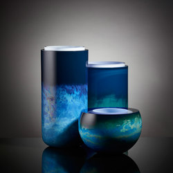Noche | blue sky | Vasen | Anna Torfs