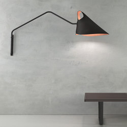 Mrs. Q wall lamp | Wall lights | Jacco Maris