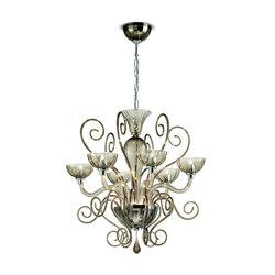 Bolero L6 | Ceiling suspended chandeliers | Leucos