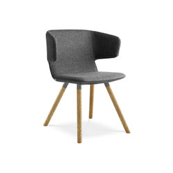 Flexi p-d | Visitors chairs / Side chairs | LD Seating