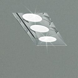 SD 603 | Plafonniers encastrés | Leucos