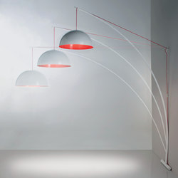 Bow TR | Free-standing lights | Leucos