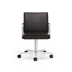 George Swivel Chair | Sillas de conferencia | Walter K.