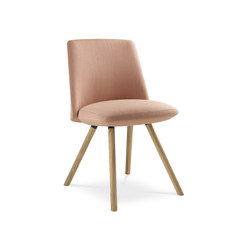 Melody Design 770-d | Visitors chairs / Side chairs | LD Seating