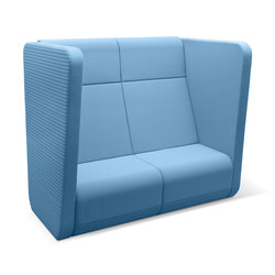Meeting Port km2-br-01 | Lounge sofas | LD Seating
