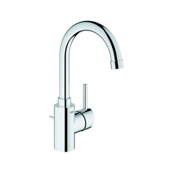 "Concetto Single-lever basin mixer 1/2""   L-Size 