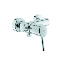 Concetto Single-lever shower mixer 1/2"
